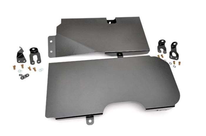 Rough Country - Rough Country Jeep Gas Tank Skid Plate (07-18 Wrangler JK Unlimited) 795