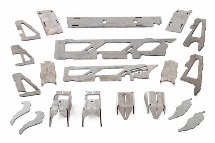 Rough Country - Rough Country JK DANA 30 Front Axle Truss & Gusset Kit 10565
