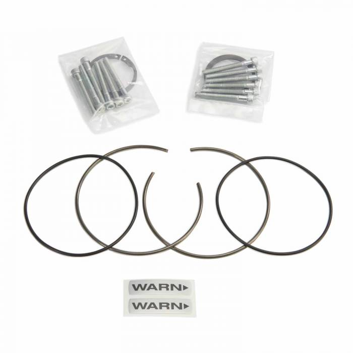 Warn - Warn Services Hub Part #9790 With Snap Rings Gaskets Retaining Bolts and O-Rings 11967