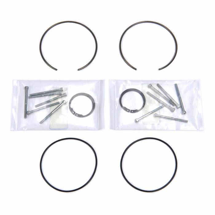 Warn - Warn Hub Part #20990 With Snap Rings Gaskets Retaining Bolts and O-Rings 20825
