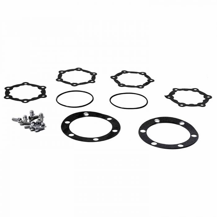 Warn - Warn Hub Part #29087 28739 29091 With Snap Rings Gaskets Retaining Bolts and O-Rings 29061