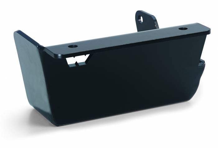Warn - Warn Steering Box; Powder Coated; Black; Steel 64250