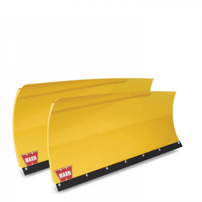Warn - Warn For ATV/UTV 54 Inch Length Tapered Blade Mounts To Warn Plow Base 80954