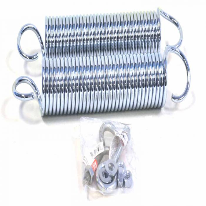 Warn - Warn For Warn Plow Blade; 2 Heavy Duty Springs and Fasteners 71494