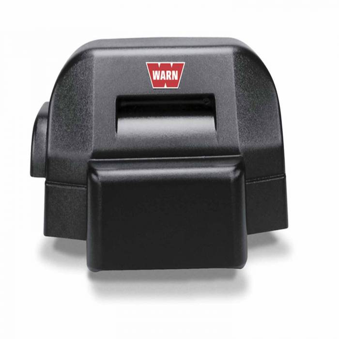 Warn - Warn XD9i Winch with Roller Fairlead Mounted on Trans4mer System Only Hard Plastic 34035