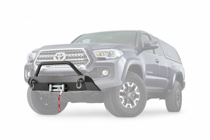 Warn - Warn For Mid-Frame Winches Up To 12000 Pounds Except PowerPlant/ 9.0RC/ M8274-50 100044