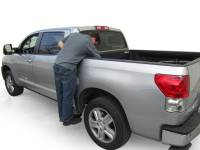 Exterior - Running Boards & Nerf Bars - AMP Research - AMP Research Bedstep 2 75405-01A