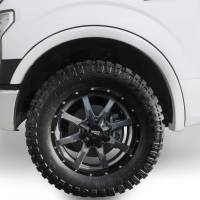 Bushwacker - Bushwacker FENDER FLARES COLOR BW 20937-6A
