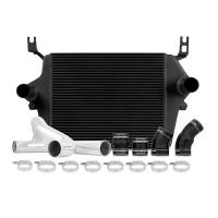 Engine and Performance - Turbo Intercoolers and Pipes - Mishimoto - Mishimoto Ford 6.0L Powerstroke Intercooler Kit MMINT-F2D-03KBK