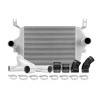 Engine and Performance - Turbo Intercoolers and Pipes - Mishimoto - Mishimoto Ford 6.0L Powerstroke Intercooler Kit MMINT-F2D-03KSL