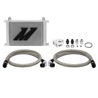 Engine and Performance - Oil System - Mishimoto - Mishimoto Universal Oil Cooler Kit, 25 Row MMOC-UH
