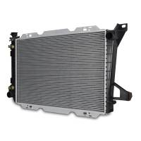 Engine and Performance - Cooling System - Mishimoto - Mishimoto 1985-1996 Ford Bronco w/ AC Radiator Replacement R1451-AT