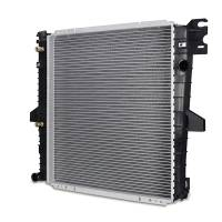 Engine and Performance - Cooling System - Mishimoto - Mishimoto 1996-1999 Ford Explorer Radiator Replacement R1824-AT