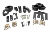 Steering & Suspension - Lift & Leveling Kits - Rough Country - Rough Country 1.25in Dodge Body Lift Kit RC800