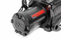 Rough Country - Rough Country 12000lb Pro Series Electric Winch   Steel Cable PRO12000 - Image 3