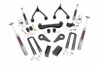 Steering & Suspension - Lift & Leveling Kits - Rough Country - Rough Country 2 - 3in GM Suspension Lift Kit 16530