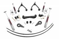 Steering & Suspension - Lift & Leveling Kits - Rough Country - Rough Country 2 - 3in GM Suspension Lift Kit 17030