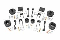 Rough Country - Rough Country 2.5in Jeep Suspension Lift Kit (18-19 Wrangler JL) 67700