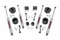 Rough Country - Rough Country 2.5in Jeep Suspension Lift Kit (18-19 Wrangler JL) 67730