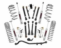 Rough Country - Rough Country 2.5in Jeep X-series Suspension Lift Kit (6cyl) 61220