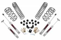 Rough Country - Rough Country 3.75in Jeep Combo Lift Kit (6cyl) 647.2