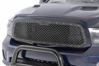 Exterior - Grilles - Rough Country - Rough Country Dodge Mesh Grille (13-18 Ram 1500) 70197