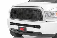 Exterior - Grilles - Rough Country - Rough Country Dodge Mesh Grille (13-18 Ram 2500/3500) 70150