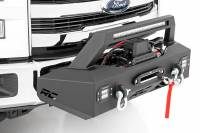 Exterior - Bumpers & Parts - Rough Country - Rough Country EXO Winch Mount System (09-19 Ford F-150) 10762