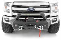 Rough Country - Rough Country EXO Winch Mount System (09-19 Ford F-150) 10762 - Image 3