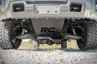 Exterior - Protection & Armor - Rough Country - Rough Country GM Front Skid Plate Kit (14-18 1500 PU) 222