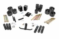 Rough Country - Rough Country Jeep 2in Body Lift Kit RC610