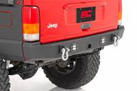 Exterior - Bumpers & Parts - Rough Country - Rough Country Jeep Rear LED Bumper (84-01 Cherokee XJ) 110504