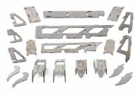 Driveline - Axles & Parts - Rough Country - Rough Country JK DANA 30 Front Axle Truss & Gusset Kit 10565