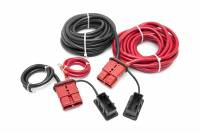 Winches & Recovery - Winch Accessories - Rough Country - Rough Country Quick Disconnect Winch Power Cable (24ft) RS108