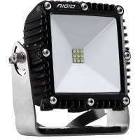 Lighting - Auxiliary Lights - Rigid Industries - RIGID Industries 4X4 115 Degree DC Power Scene Light Black Housing 681113