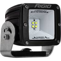Lighting - Auxiliary Lights - Rigid Industries - RIGID Industries 2x2 115 Degree DC Power Scene Light Black Housing 681513