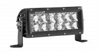 Lighting - Auxiliary Lights - Rigid Industries - RIGID Industries 6 Inch Spot/Flood Combo Light E-Series Pro 106313