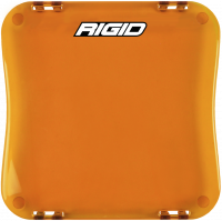 Lighting - Light Covers - Rigid Industries - RIGID Industries Light Cover Amber D-XL Pro 321933
