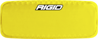 Lighting - Light Covers - Rigid Industries - RIGID Industries Light Cover Amber SR-Q Pro 311933