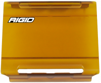 Lighting - Light Covers - Rigid Industries - RIGID Industries 4 Inch Light Cover Amber E-Series Pro 104933