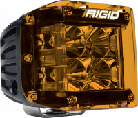 Lighting - Light Covers - Rigid Industries - RIGID Industries Light Cover Amber D-SS Pro 32183