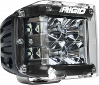 Lighting - Light Covers - Rigid Industries - RIGID Industries Light Cover Clear D-SS Pro 32182