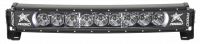 Lighting - Offroad Lights - Rigid Industries - RIGID Industries 20 Inch LED Light Bar Single Row Curved White Backlight Radiance Plus 32000