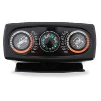Shop By Part - Accessories - Smittybilt - Smittybilt - Clinometer Ii Jeep Graphic W/ Compass Illuminated - 791006