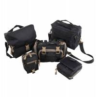 Shop By Part - Accessories - Smittybilt - Smittybilt - Jeep Storage Bags G.E.A.R. MOLLE Universal Fit 5-Piece Set Black - 56633