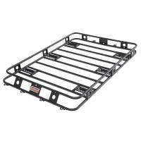 Smittybilt - Smittybilt - Defender Roof Rack Steel 3.5 X 5 X 4In Sides One Piece Welded - 35504