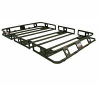 Smittybilt - Smittybilt - Defender Roof Rack Steel 3.5 X 5 X 4In Sides Bolt Together - 35505