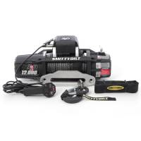Winches & Recovery - Winches - Smittybilt - Smittybilt - X2O 12 Comp Gen2 12,000 lb Winch Comp Series W/Synthetic Rope Aluminum Fairlead - 98512