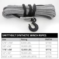 Smittybilt - Smittybilt - XRC Synthetic Rope 12,000 Lb 7/16 Inch X 88Ft - 97712 - Image 5