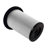 S&B Filters - S&B Filters - Air Filter For Intake Kit 75-5128D Dry Extendable White S&B - KF-1072D